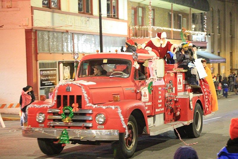 2018 Hopkinsville Christmas Parade