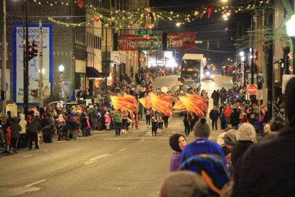 Hopkinsville Christmas Parade 2020 Route An early Christmas parade aimed to chase away some hard economic