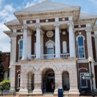 Courthouse hours limited during AC outage
