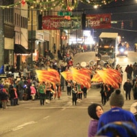 Christmas Parade is returning with pandemic responders as grand marshals