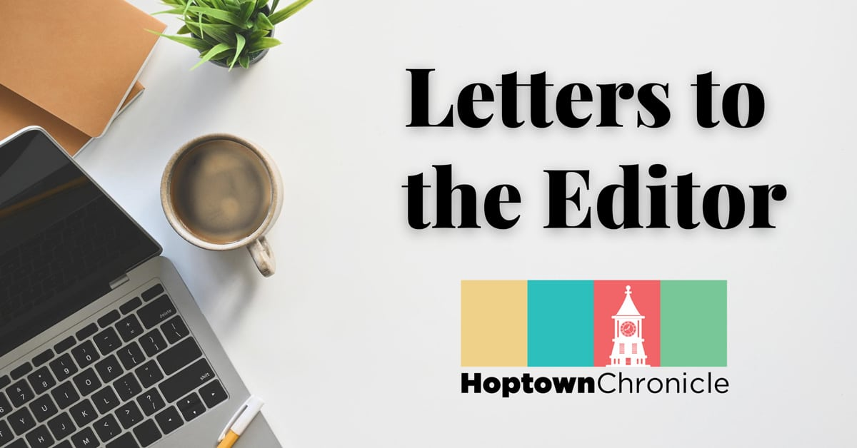 letter to the editor graphic