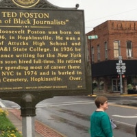Christian County's 21 historical markers tell stories of the past