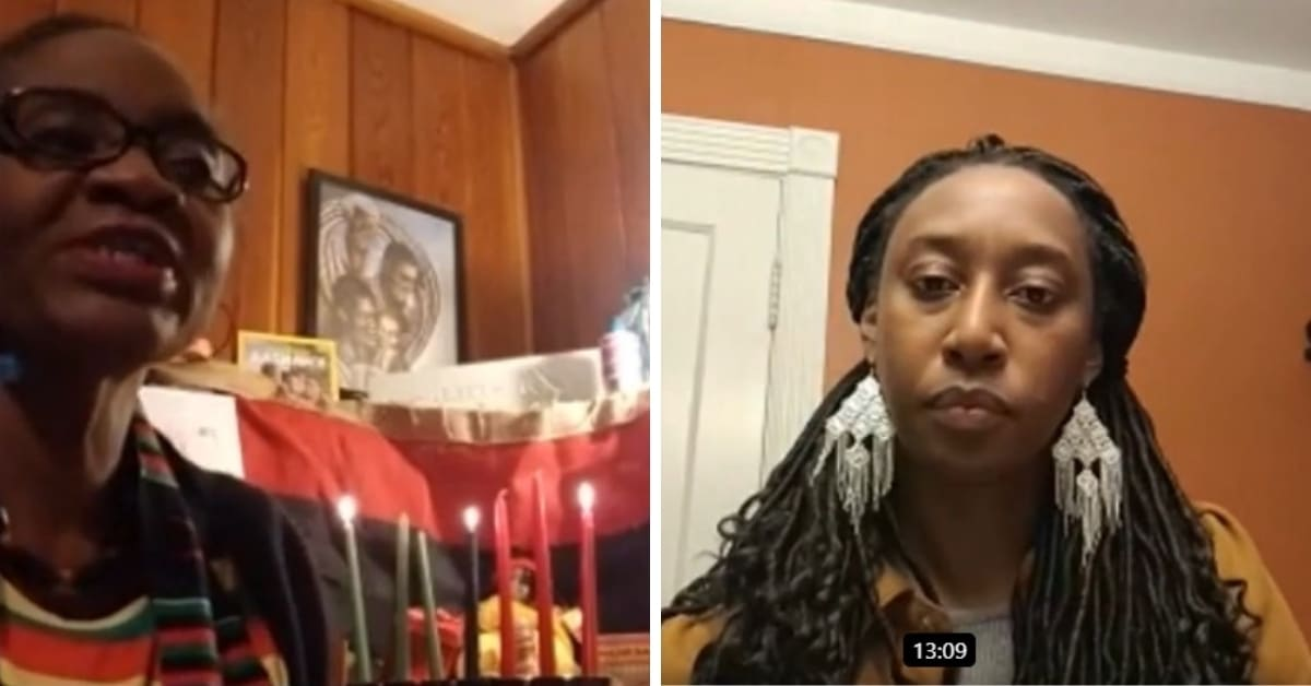 kwanzaa celebration facebook live