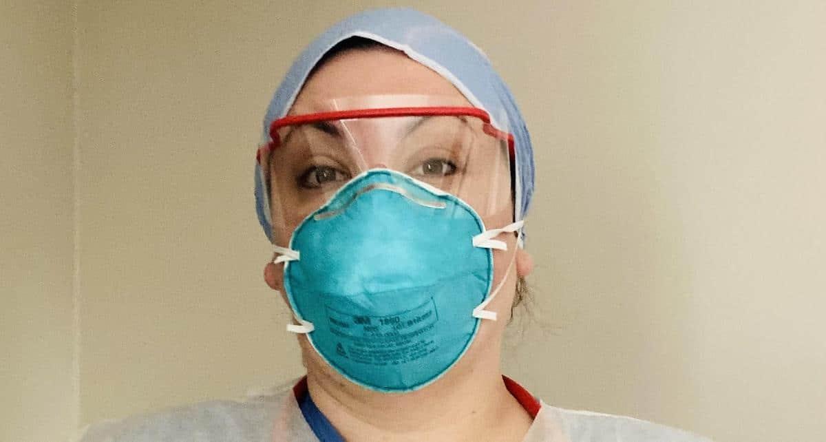 nurse Amber Givens