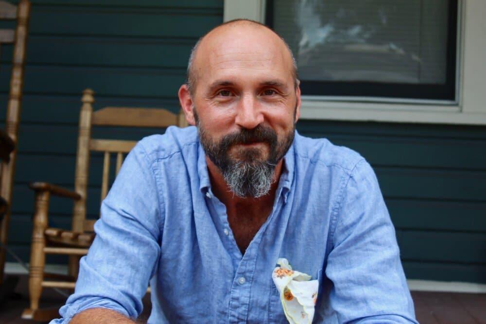 author Ben Montgomery