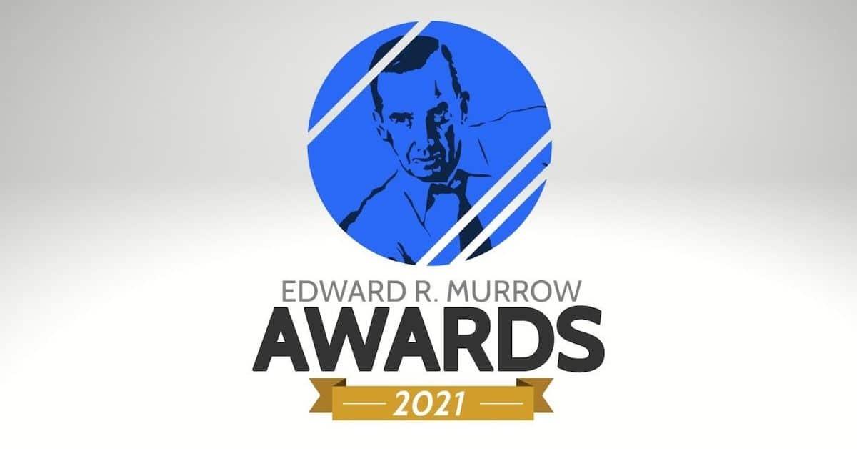 Edward R. Murrow Awards feature