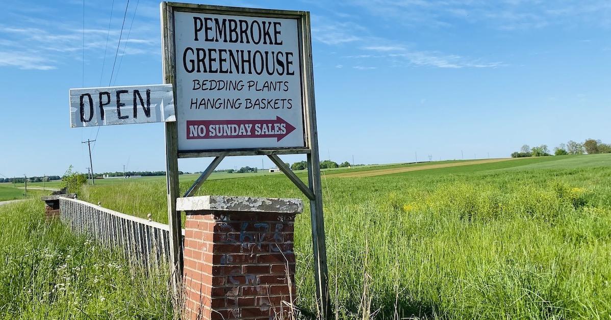 Pembroke Greenhouse fearure