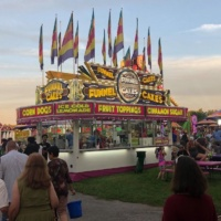 Fair starts Friday night with carnival rides