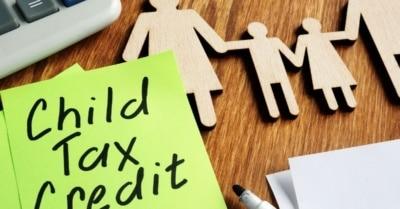Child tax credit photo illustration
