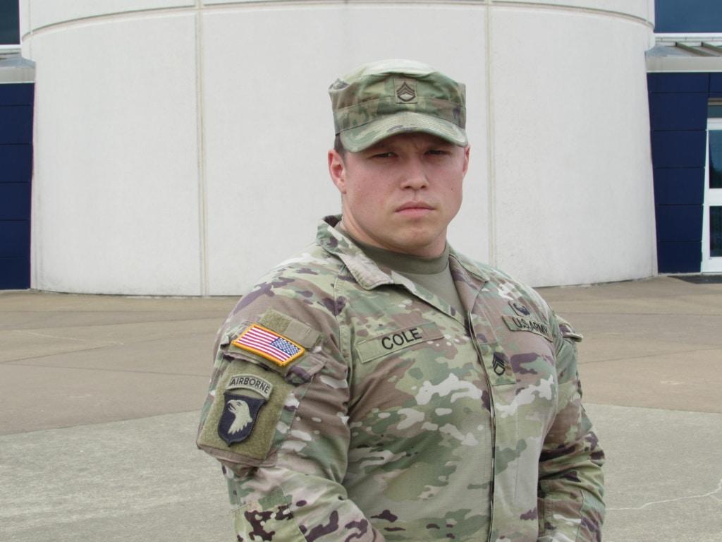soldier noah cole