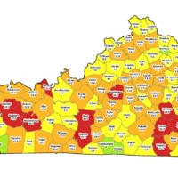 Beshear issues red zone recommendations, says he won't rule out re-imposing restrictions