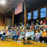 Pembroke residents meet to oppose beef processing plant; industrial recruiters make their case